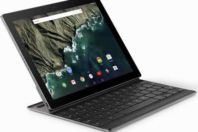 Google Pixel C представлен официально