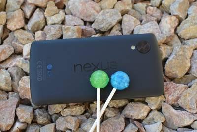 Google приостановила обновление Nexus 4 и 5