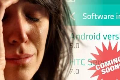 Google в очередной раз задержала Lollipop-обновление для Google Play версий HTC One (M8) и (M7)
