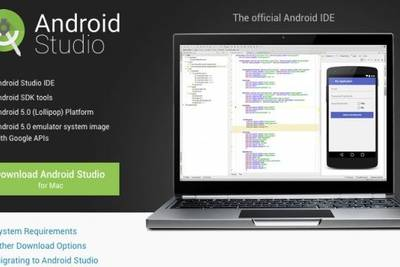 Google выпустили Android Studio для разработчиков