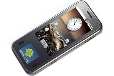 Highscreen  PP5420 - это первый официальный Android-смартфон в России