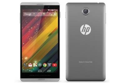 HP представила Slate 6 VoiceTab II — мини-планшет с голосовой связью