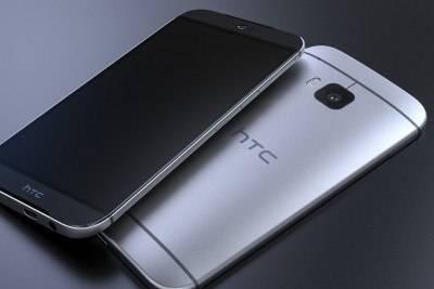 HTC One E9pt - увеличенная версия флагмана HTC One M9 в пластиковом корпусе