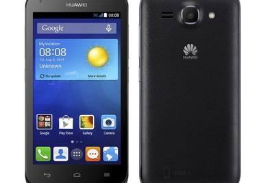 Huawei Ascend Y540: дешевый наследник бюджетного смартфона