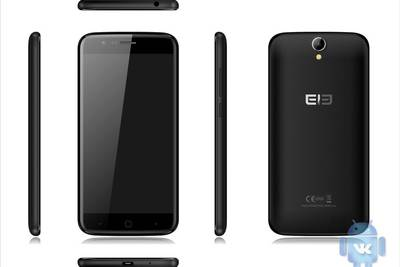 К концу месяца появится бюджетный Elephone Ivory на MT6753 с 2 ГБ ОЗУ, и стоимостью всего $99,99
