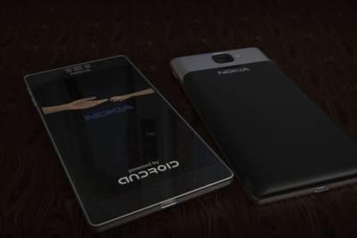 Как мог бы выглядеть новый смартфон Nokia 1100