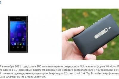 Как выглядели бы смартфоны Nokia Lumia, если бы работали на Android