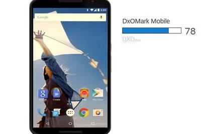 Камера Nexus 6 вошла в десятку лучших
