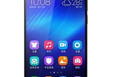 Компания Huawei вчера представила новый фаблет под названием Honor 6 Plus