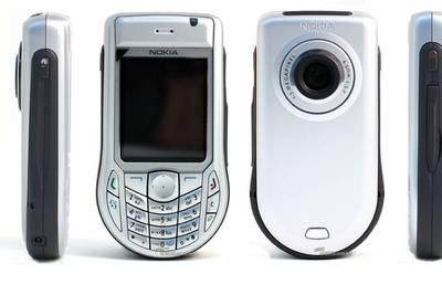 Легендарные телефоны: Nokia 6630