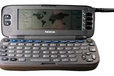 Легендарные телефоны: Nokia 9000 Communicator