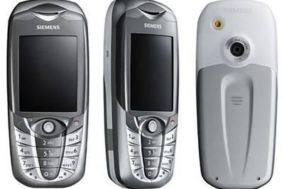 Легендарные телефоны: Siemens CX65