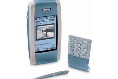 Легендарные телефоны: Sony Ericsson P800