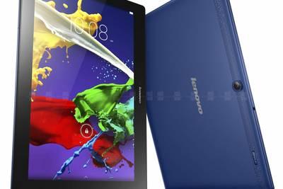 Lenovo Tab 2 A10 и Tab 2 A8 - 64-битные бюджетные планшеты с поддержкой LTE