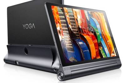 Lenovo YOGA Tab 3 Pro со встроенным проектором стартует в России