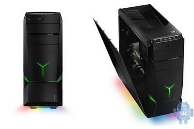 Lenovo заключила партнерство с Razer для разработки игровых компьютеров