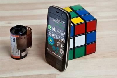 Lexand Mini LPH7 Smarty стал одним из самых маленьких Android-смартфонов