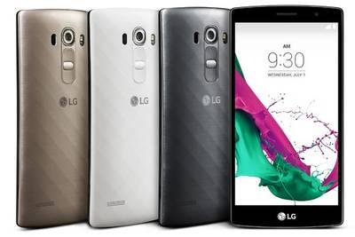 LG G4 S для любителей фото выходит в продажу