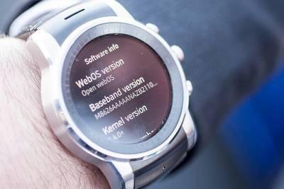 LG разработала для Audi специальные «умные» часы, и они работают на платформе webOS (Обновлено)