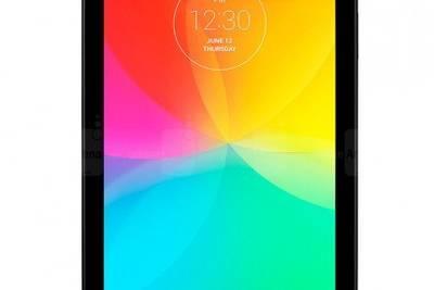 LG выпустила 7- и 10-дюймовые планшеты G Pad с LTE