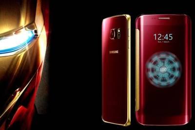 Лимитированный Galaxy S6 Edge Iron Man Edition, под порядковым номером 66, продали за в Китае за $92 000!