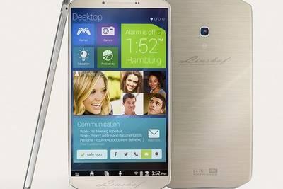 Linshof i8 — недорогой смартфон премиум-уровня с необычным дизайном