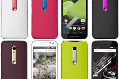 Moto G получит две базовые комплектации: 1 ГБ ОЗУ с Snapdragon 410 за 180 евро