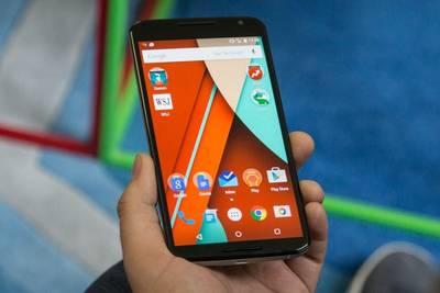 Motorola начала продажи фаблета Nexus 6