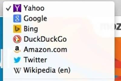Mozilla прекращает сотрудничество с Google в пользу Yahoo, Yandex и Baidu