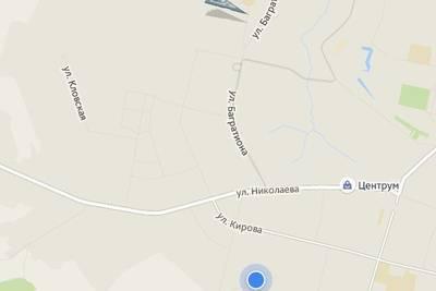 На картах гугл в районе моего дома корабль Империи