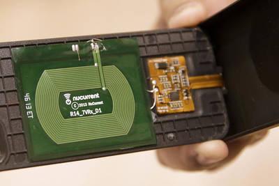 NuCurrent выпускает универсальную антенну для беспроводной зарядки