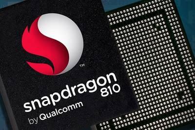 Объёмы продаж Qualcomm Snapdragon 810 гораздо ниже, чем ожидалось