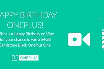 OnePlus празднует свою первую годовщину! Компании исполнилось ровно год