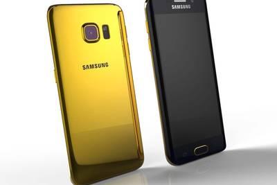 Открыт предзаказ на золотые Galaxy S6 и Galaxy S6 Edge