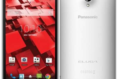 Panasonic анонсировала смартфон Eluga I