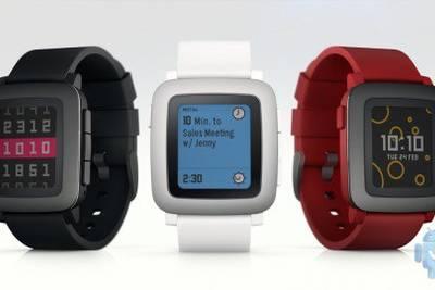 Pebble начинает тестирование нового интерфейса для Time и Time Steel