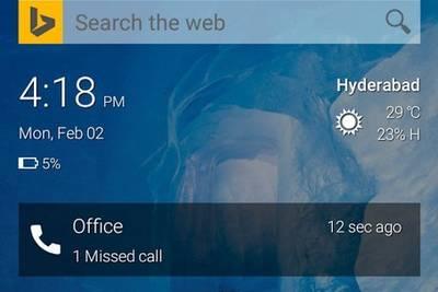 Picturesque от Microsoft заменяет стандартный экран блокировки Android на более мощный