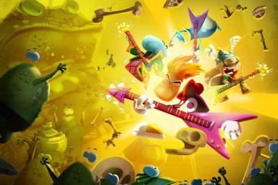 Платформер Rayman Adventures выйдет на Android до конца этого года