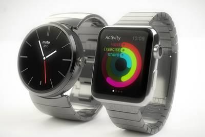 Пользователи путают Moto 360 с Apple Watch