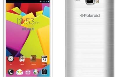 Polaroid готовит к выпуску новый Android-смартфон
