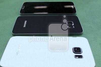 Предфинальный прототип Galaxy S6 показали на фото
