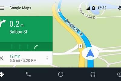 Приложение Android Auto появилось в Google Play