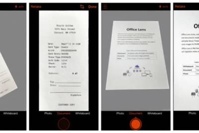 Приложение Office Lens, долгое время бывшее эксклюзивом для платформы Windows Phone, добралось до iOS и Android