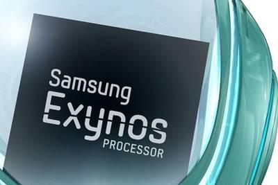 Процессор Exynos оснастят ускорителями Samsung через несколько лет