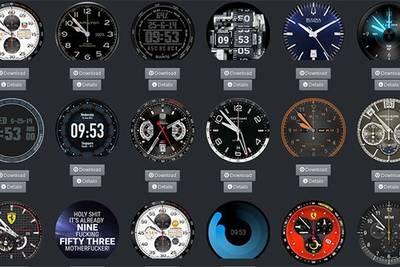Производители часов и разработчики Wear - грядет война