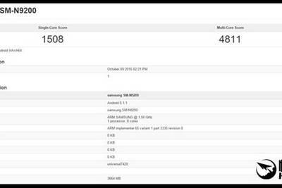 Qualcomm Snapdragon 820 в бенчмарке, что может?