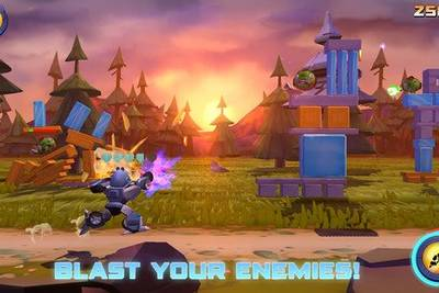 Rovio презентовала Angry Birds: Transformers для Android