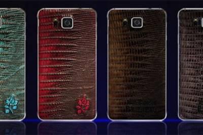 Samsung Galaxy Alpha Limited Edition получил заднюю панель с кожаной отделкой