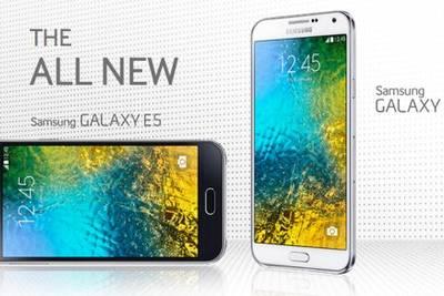 Samsung Galaxy E5 и E7 обновятся до Android Lollipop в следующем квартале