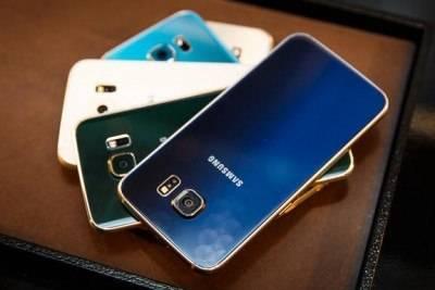 Samsung Galaxy S6 от одного заряда работает меньше предшественника